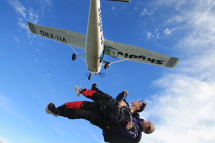 Australian Skydive - Accommodation Port Hedland