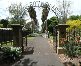 Friends of Geelong Botanic Gardens - Accommodation Port Hedland