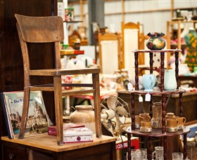Bendigo Pottery Antiques and Collectables Centre - Accommodation Port Hedland