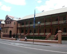 Parliament House - Accommodation Port Hedland
