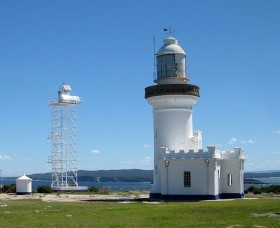 Point Perpendicular Lighthouse and Lookout - Accommodation Port Hedland