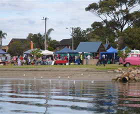 Greenwell Point Riverside Markets - Accommodation Port Hedland