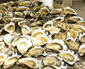 Wheelers Oysters - Accommodation Port Hedland
