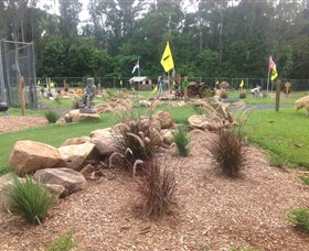 The Cove Miniature Golf Course - Accommodation Port Hedland