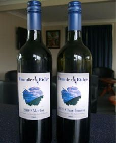 Thunder Ridge Wines - Accommodation Port Hedland