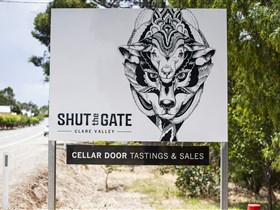 Shut The Gate Winery and Cellar Door - Accommodation Port Hedland