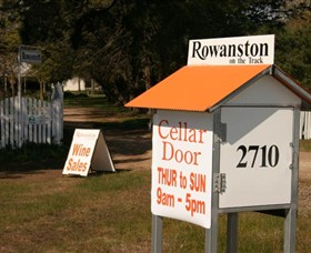 Rowanston on the Track Winery  Bed and Breakfast - Accommodation Port Hedland