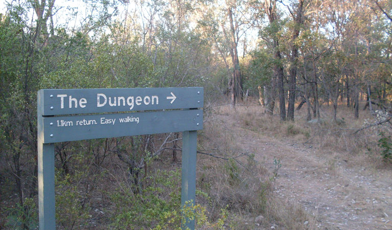 Dungeon lookout - Accommodation Port Hedland