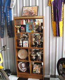 Ash's Speedway Museum - Accommodation Port Hedland