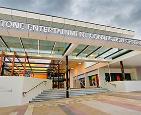 Gladstone Entertainment and Convention Centre - Accommodation Port Hedland