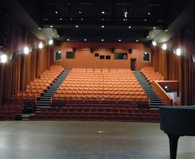 Capitol Theatre Tamworth - Accommodation Port Hedland