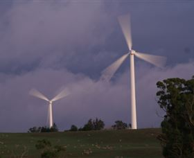 Crookwell Wind Farm - Accommodation Port Hedland