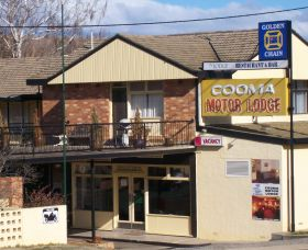 Cooma Motor Lodge Coach Tours - Accommodation Port Hedland