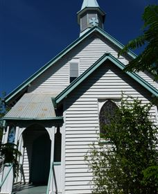 Saint Peter's Anglican Church - Accommodation Port Hedland