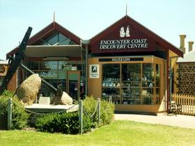 Encounter Coast Discovery Centre and The Old Customs and Station Masters House - Accommodation Port Hedland
