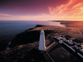 Cape Willoughby Lightstation - Cape Willoughby Conservation Park - Accommodation Port Hedland