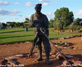 Cobar Miners Heritage Park - Accommodation Port Hedland