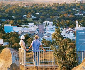 Towers Hill Lookout and Amphitheatre - Accommodation Port Hedland