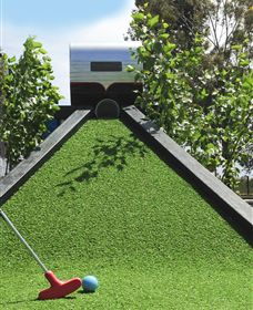 Mini Golf at BIG4 Swan Hill Holiday Park - Accommodation Port Hedland