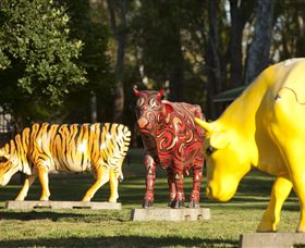 Greater Shepparton's Moooving Art - Accommodation Port Hedland