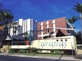 Rockhampton Art Gallery - Accommodation Port Hedland