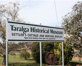 Taralga Historical Society Museum - Accommodation Port Hedland