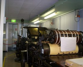 Queanbeyan Printing Museum - Accommodation Port Hedland