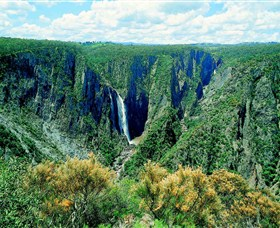 Wollomombi Falls - Accommodation Port Hedland