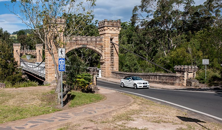 Coast to the Highlands scenic drive  Kangaroo Valley - Accommodation Port Hedland