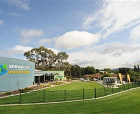 Snowy Mountains Hydro Discovery Centre - Accommodation Port Hedland