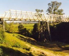 Vacy Bridge over Paterson River - Accommodation Port Hedland
