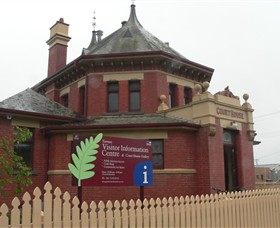 Yarram Courthouse Gallery Inc - Accommodation Port Hedland
