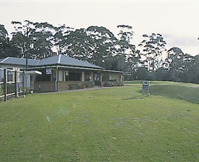 Yarram Golf Club - Accommodation Port Hedland