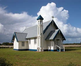 Tarraville Church - Accommodation Port Hedland