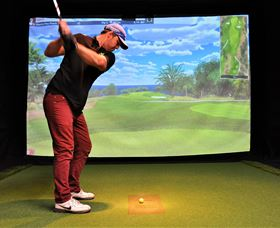 Par-Tee Virtual Golf - Accommodation Port Hedland