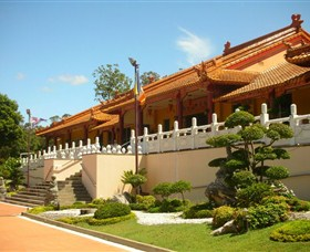 Chung Tian Temple - Accommodation Port Hedland