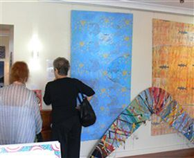 Jambama Art Gallery - Accommodation Port Hedland