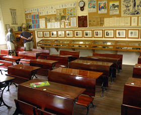 Alumny Creek School Museum and Reserve - Accommodation Port Hedland