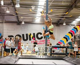 Bounce Inc Trampoline Park - Accommodation Port Hedland