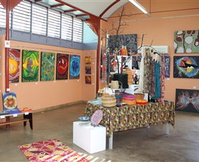 Dunghutti Ngaku Aboriginal Art Gallery - Accommodation Port Hedland
