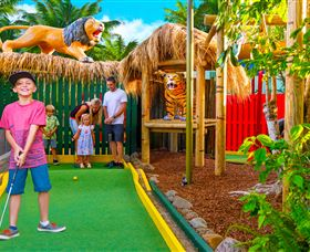 Putt Putt Mermaid Beach - Accommodation Port Hedland