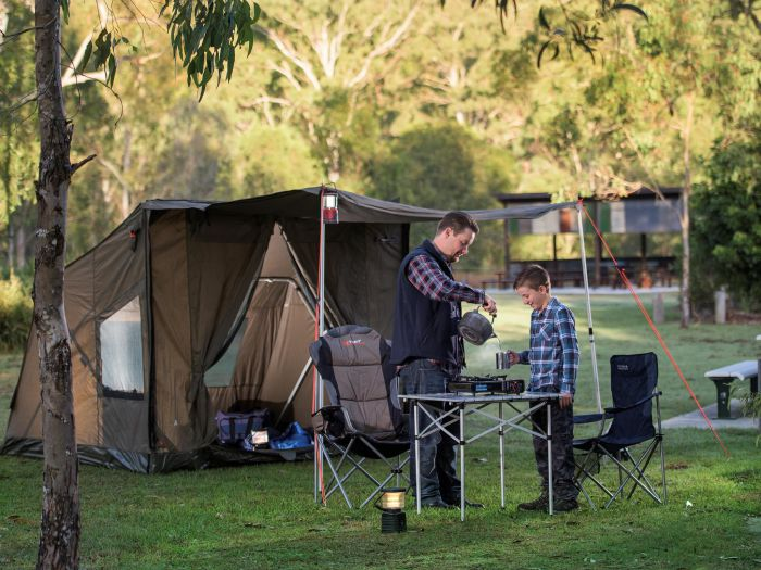 Hardings Paddock Campground - Accommodation Port Hedland