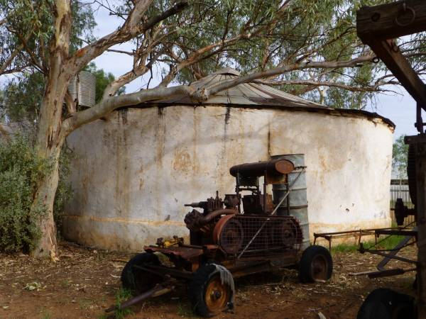 Hermannsburg Historical Precinct - Accommodation Port Hedland