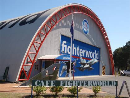 Fighter World Aviation Museum - Accommodation Port Hedland