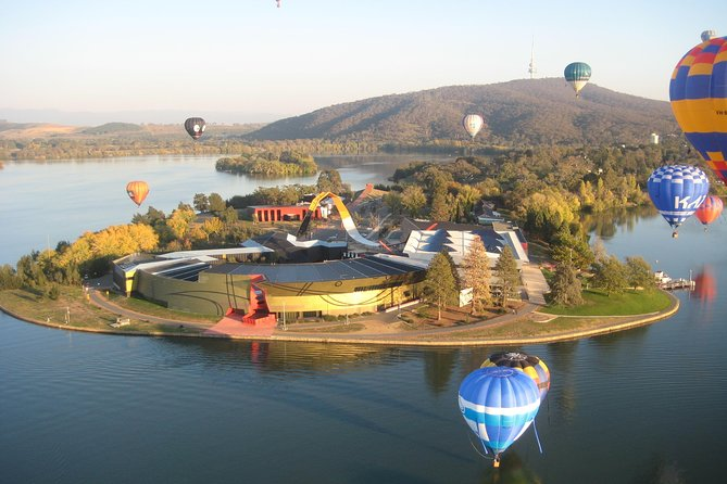 Canberra Hot Air Balloon Flight at Sunrise - Accommodation Port Hedland