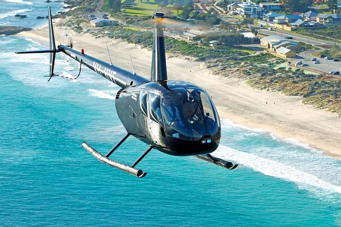 Perth Beaches Helicopter Tour from Hillarys Boat Harbour - Accommodation Port Hedland
