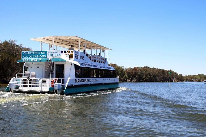 Murray River Lunch Cruise from Mandurah - Accommodation Port Hedland