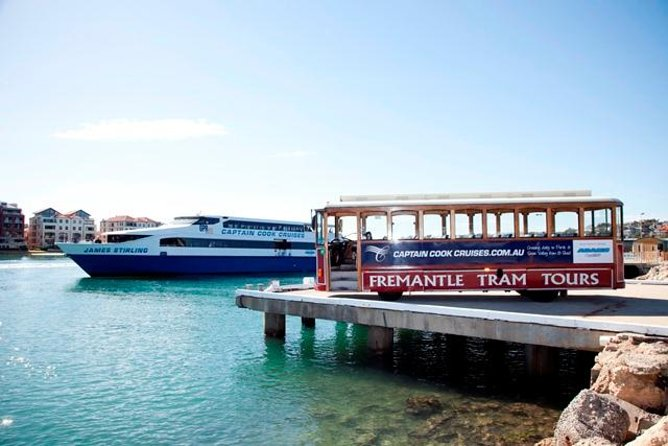 Perth Lunch Cruise including Fremantle Sightseeing Tram Tour - Accommodation Port Hedland