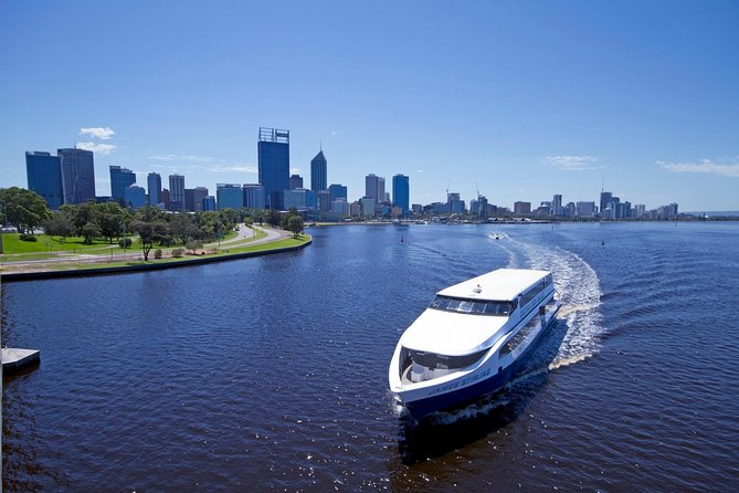 One-way Sightseeing Cruise between Perth and Fremantle - Accommodation Port Hedland