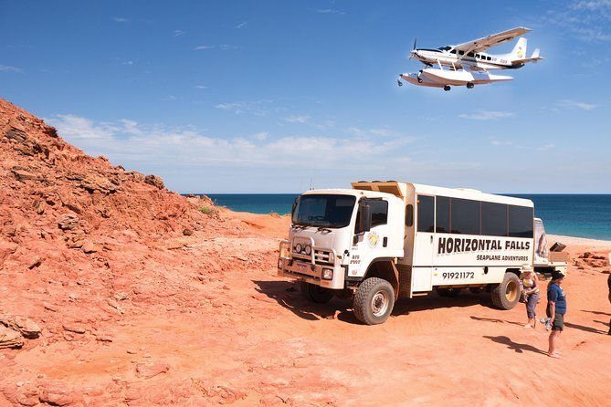 Horizontal Falls Full-Day Tour from Broome 4x4  Seaplane - Accommodation Port Hedland